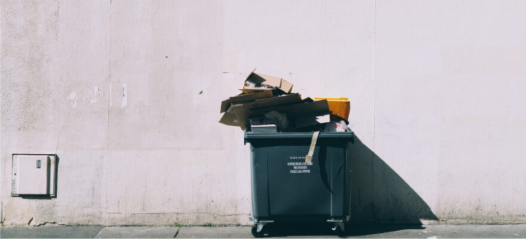 5 Ways to Reduce Waste at Home